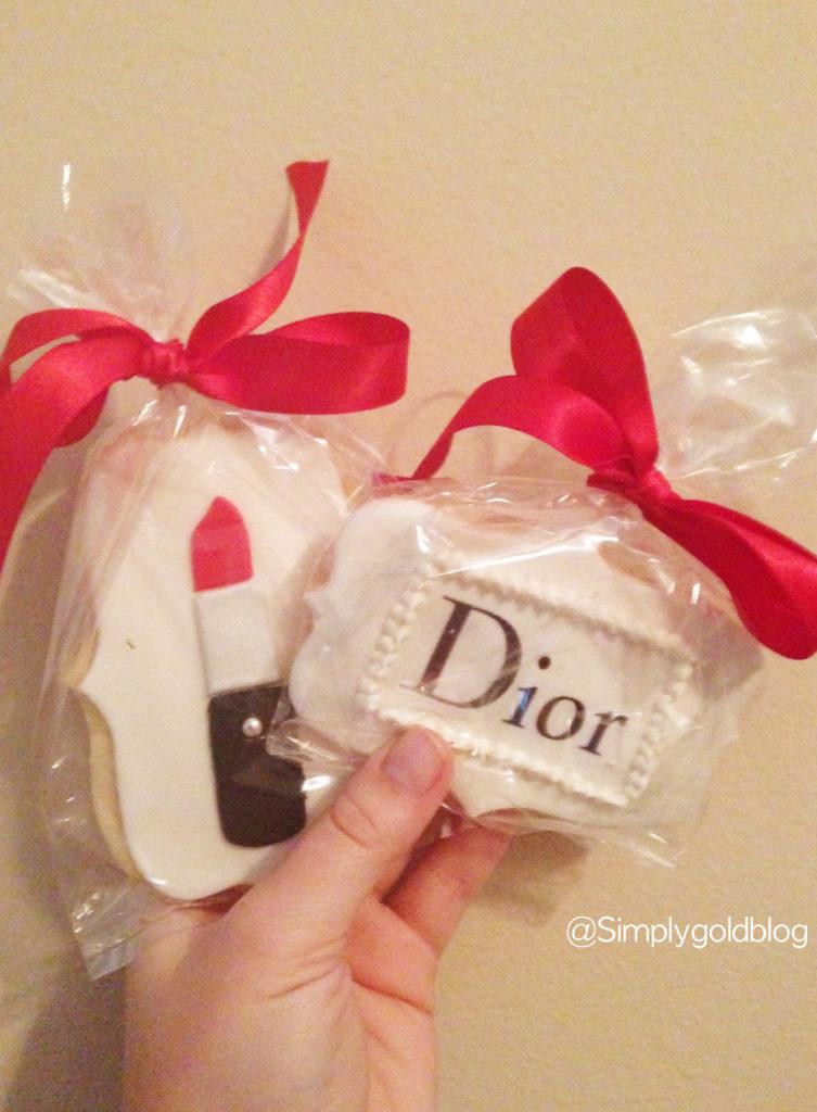 Dior Cookies