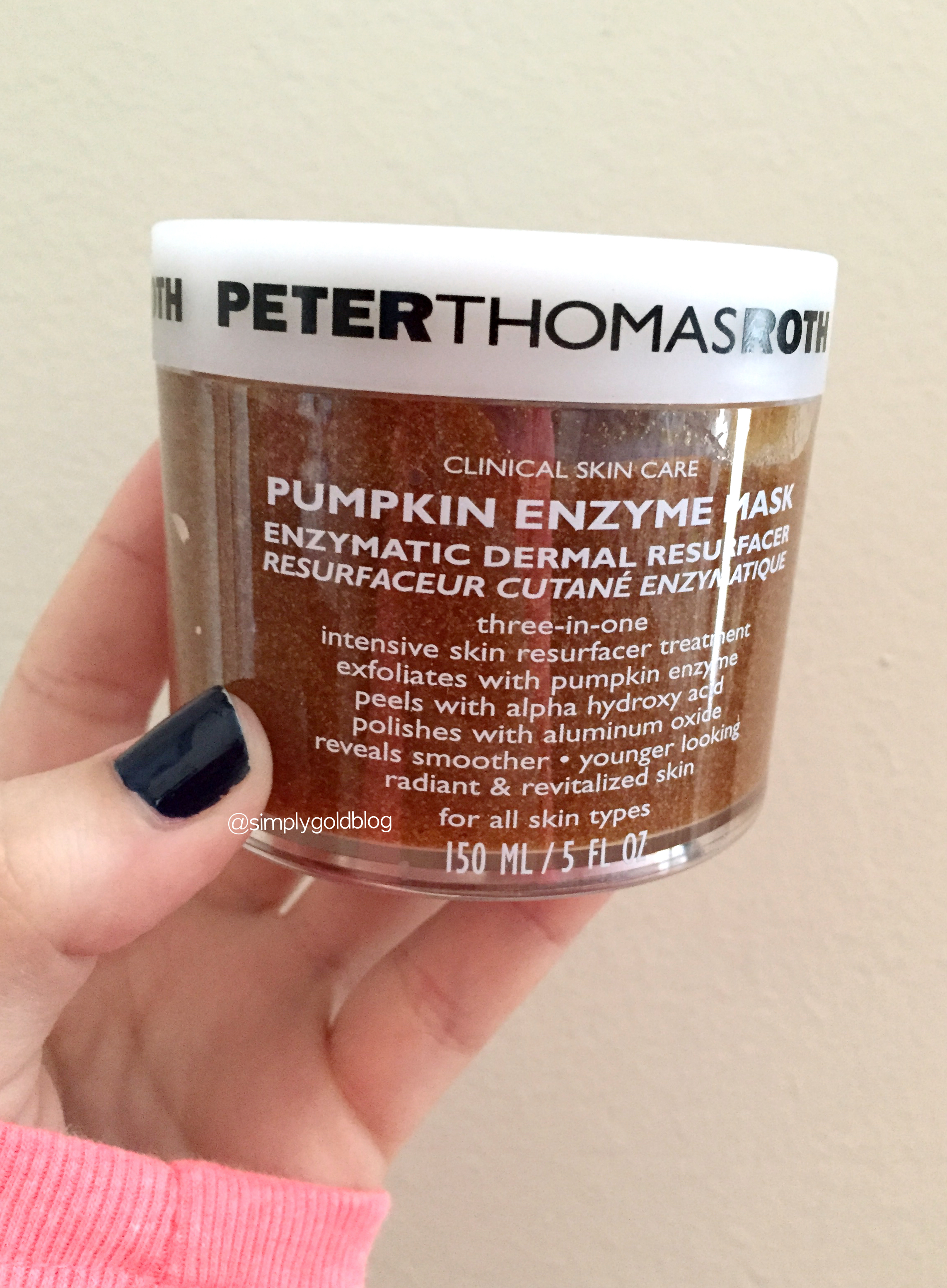 peter thomas roth enzyme