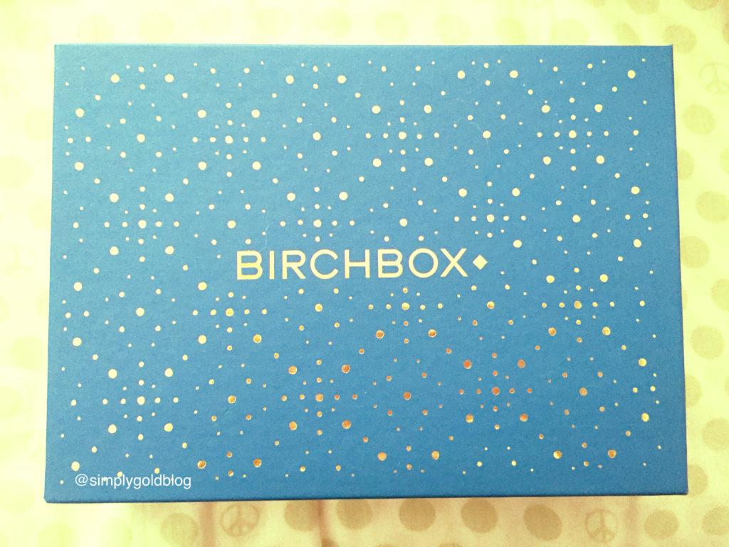 December Birchbox